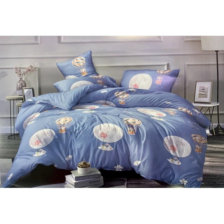 Детское постельное белье в кроватку Л сатин Приключение