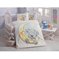 Детское постельное белье в кроватку LightHouse ранфорс Pitircik