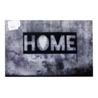Коврик придверный Izzihome Ola Antrasit Home серый