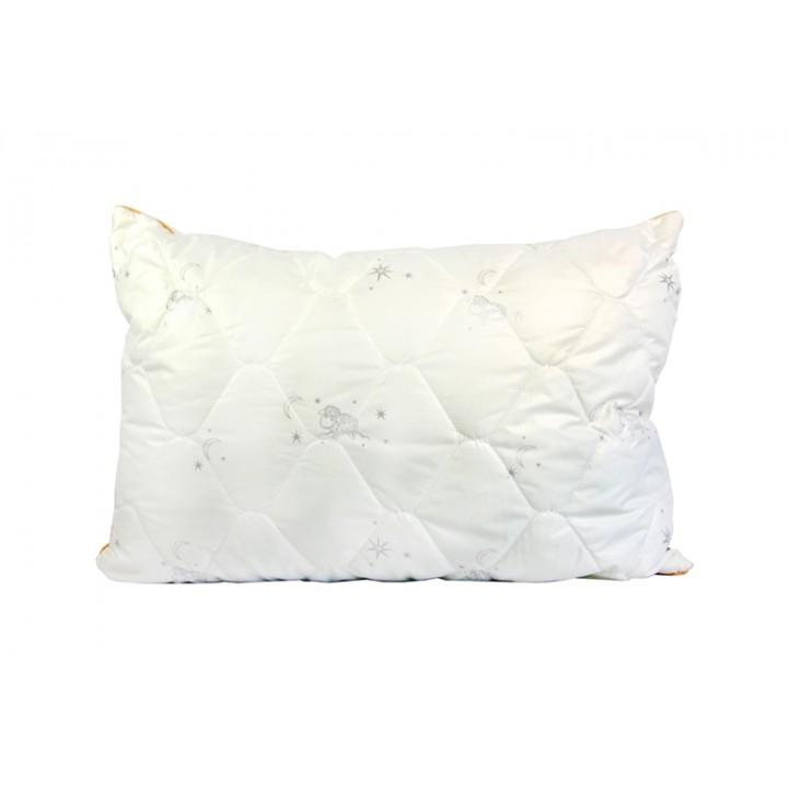 Подушка LightHouse Sheep Лебяжий пух крем антиаллергенная