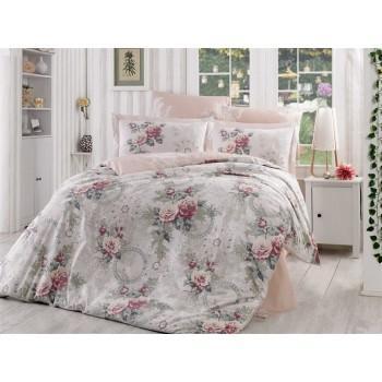 Постельное белье Hobby FLANNEL Clementina светло-розовое