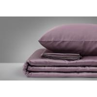 Наволочка MirSon 0231 Excalibur сатин серо-фиолетовый