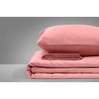 Наволочка MirSon 0132 Silvia сатин розовый
