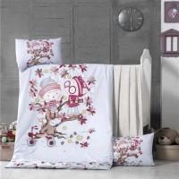 Детское постельное белье в кроватку LightHouse ранфорс Play Time