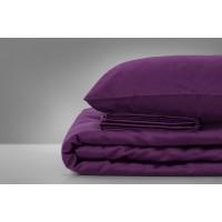 Наволочка MirSon 3220 Oriana сатин фиолетовый