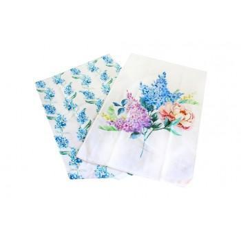 Набор полотенец для кухни Hobby Spring V7 2шт