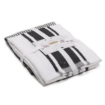 Набор полотенец для кухни Ekose темно-серый 2шт