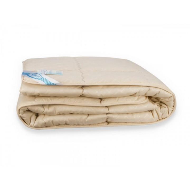 Легкое одеяло Шерсть Leleka-Textile Бежевое